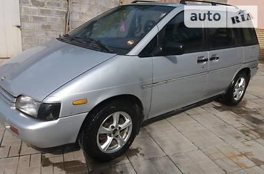 Nissan Prairie 1992