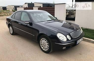 Mercedes-Benz E-Class 2.4 2004
