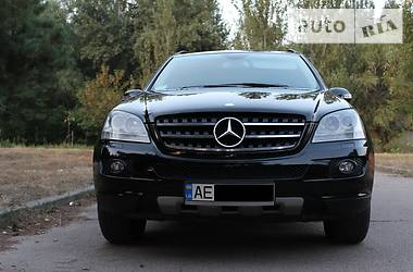 Mercedes-Benz ML 350 Black Elegance 2007