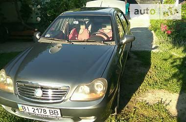 Geely CK1 Impress 2008