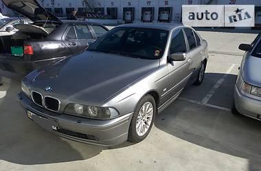 BMW 530 Е39 530d 2002