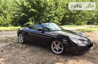 Porsche Boxster S 2004