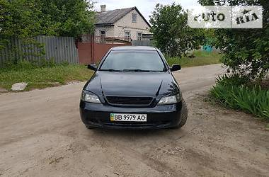 Opel Astra G Coupe Bertone 2001