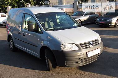 Volkswagen Caddy груз. 2.0 SDI 2008