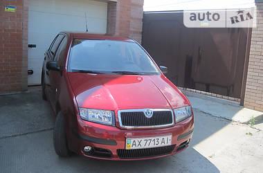 Skoda Fabia 1.2 HTP 2005