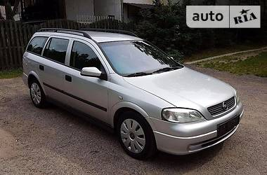 Opel Astra H  2001
