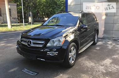 Mercedes-Benz GL 450 2008