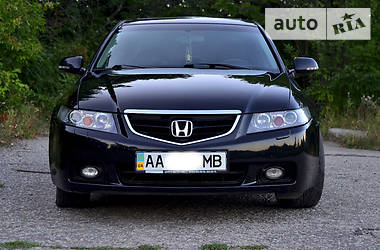 Honda Accord 2.4 2005