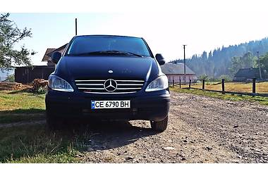 Mercedes-Benz Vito пасс. 115 CDI 2004