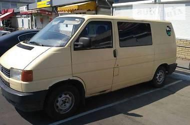 Volkswagen T4 (Transporter) груз 1991