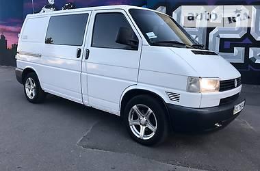 Volkswagen T4 (Transporter) пасс. 75kw 2001