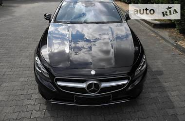 Mercedes-Benz S 400 4Matic Coupe 2016