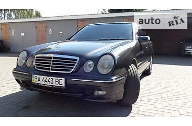 Mercedes-Benz E-Class 3.2CDI 2000