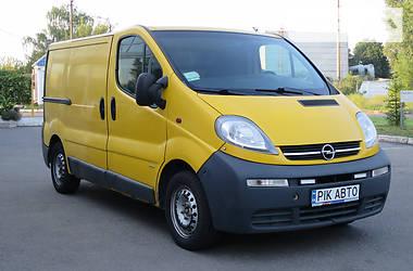 Opel Vivaro груз. 1.9 TD 2004