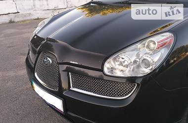 Subaru Tribeca FULL  Chrome package 2006