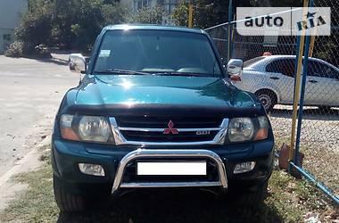 Mitsubishi Pajero Wagon 2001
