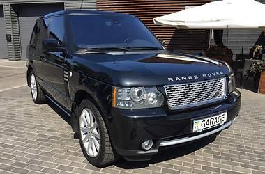 Land Rover Range Rover TDV8 2012