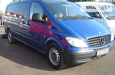 Mercedes-Benz Vito пасс. ExtraLong 2007