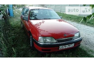 Opel Omega 1991