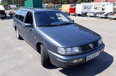 Volkswagen Passat B4 SYNCRO 1996
