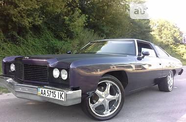 Ретро автомобили Классические Chevrolet Impala 1975