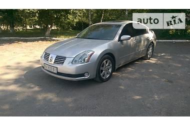 Nissan Maxima 3.5 V6 2006