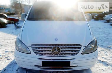 Mercedes-Benz Vito пасс. 109 LONG 2006