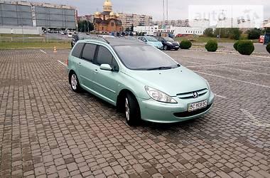 Peugeot 307 2.0i 2003