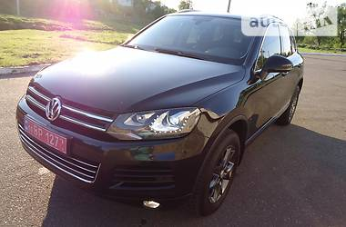 Volkswagen Touareg 3.0 V6 TDI PREMIUM 2012
