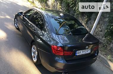 BMW 328 X-Drive 2013
