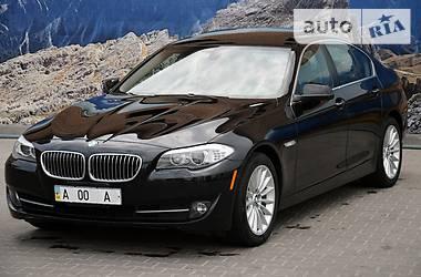 BMW 530 535 TwinPowerTurbo 2013