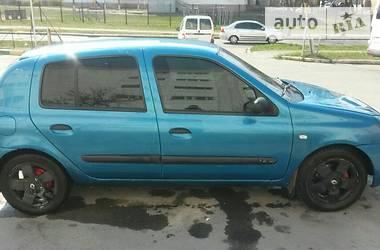 Renault Clio АКПП, ГБО4, 4АIRBAG, 2005