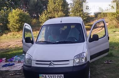 Citroen Berlingo пасс. 2007
