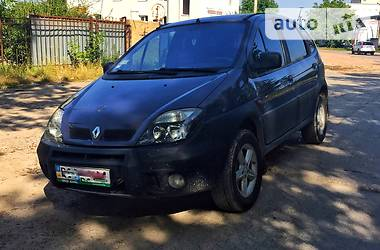 Renault Scenic RX4 2000
