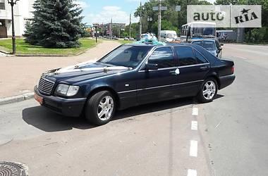 Mercedes-Benz S 300 W 140 1997