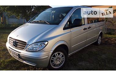 Mercedes-Benz Vito пасс. М А Х І-115 2008