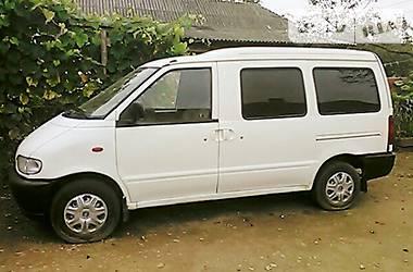 Nissan Vanette пасс. 1997