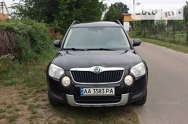 Skoda Yeti 1.8 4X4 2011