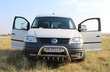 Volkswagen Caddy пасс. 1.9tdi 2008