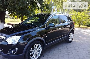 Opel Antara Cosmo 4x4 2012