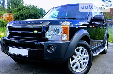 Land Rover Discovery SE 2008
