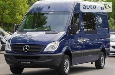 Mercedes-Benz Sprinter 316 пасс. 8+1 2010