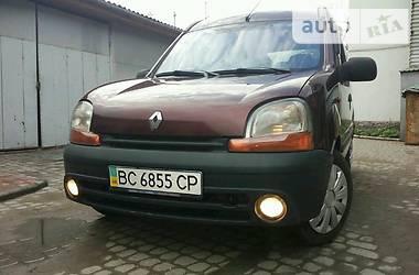 Renault Kangoo груз. 2000
