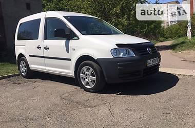 Volkswagen Caddy пасс. 1.9 TDI 2006