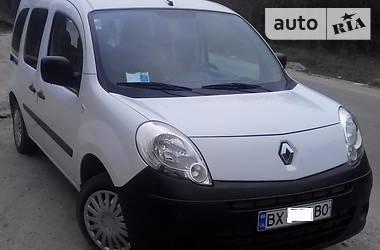 Renault Kangoo пасс. 1.5 CDI 2009