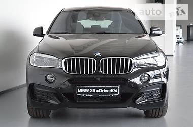 BMW X6 40d M-Paket 2017