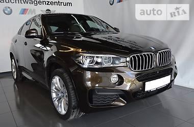 BMW X6 M-Paket Indvidual 2017