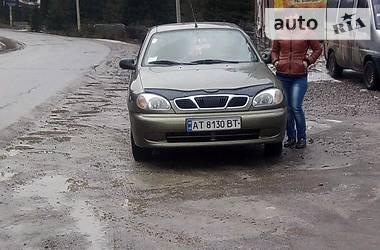 Daewoo Sens 2006