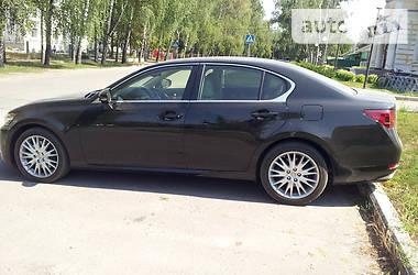 Lexus GS 350 Luxury 2013