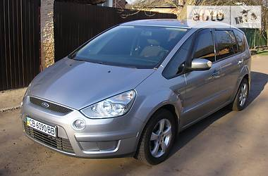Ford S-Max 2.0i 2007
